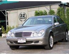 ขายรถ MERCEDES-BENZ C220 CDI Elegance 2004 ราคาดี