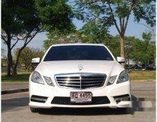 ขายรถ MERCEDES-BENZ E250 AMG Dynamic 2013 รถสวยราคาดี