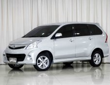 TOYOTA AVANZA 1.5 S AT ปี 2012