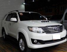 Toyota Fortuner 3.0 V SUV AT 2014