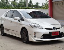 Toyota Prius 1.8 (ปี 2013) Hybrid TRD Sportivo II Hatchback AT