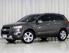 CHEVROLET CAPTIVA 2.4 LTZ AT ปี 2013