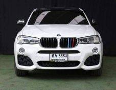 2016 BMW X4 xDrive20d sedan