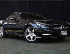 2012 Mercedes-Benz SLK200 AMG Sports