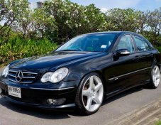 2002 MERCEDES Benz W203 C200 Avantgarde Kompresser