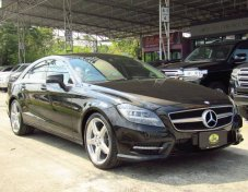 Benz CLS 250 CDI ปี 2012 Full Option
