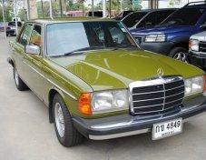 1979 Mercedes-Benz 230E Classic sedan