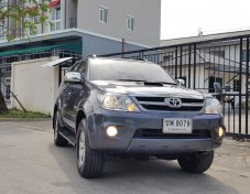 2007 Toyota Fortuner 3.0 (ปี04-08) V SUV AT 4WD