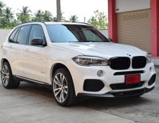 BMW X5 3.0 F15 (ปี 2015) xDrive30d M Sport SUV AT ราคา 2,890,000 บาท