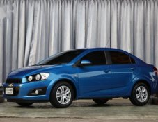 2013 CHEVROLET Sonic รับประกันใช้ดี