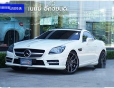 ขายรถ MERCEDES-BENZ SLK200 AMG Sports 2012 รถสวยราคาดี