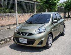 ขายรถ NISSAN MARCH E 2013 ราคาดี