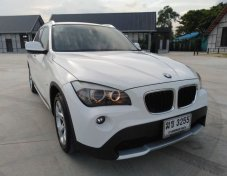 2012 BMW X1 sDrive18i