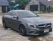 2016 Mercedes-Benz CLA180