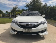 HONDA ACCORD 2.4 EL NAVI 2016 SEDAN