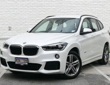 BMW X1 F48 2.0 diesel. M sports มี BSI ถึงปี 2022 วิ่ง 70000 KM. แท้