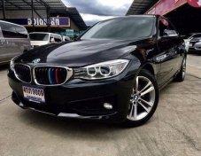 BMW SERIES 320d GT โฉม F30 ปี2015 เครื่อง2,000 ดีเซล สีดำ