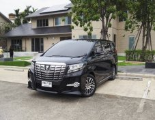 Toyota Alphard 2.5 SC Package Year 2015