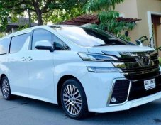 Toyota Vellfile 2.5 ZG Edition Top Fulloption