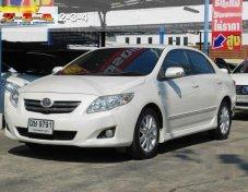 ขายรถ TOYOTA Corolla Altis G 2009 ราคาดี