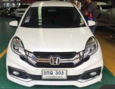ขายรถ HONDA Mobilio ที่ กรุงเทพมหานคร
