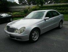 2005 BENZ E220 CDi W211 AT ดีเซล