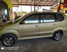 2005 Toyota AVANZA E Limited