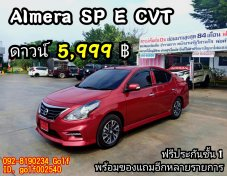 2018 Nissan Almera E Sportech sedan