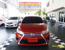 TOYOTA YARIS 1.2 G AT ปี 2015