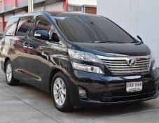 Toyota VELLFIRE 2.4 (ปี 2011) V Van AT