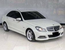 Mercedes Benz C250 CGi (AV)  รุ่นปี ค.ศ. 2011