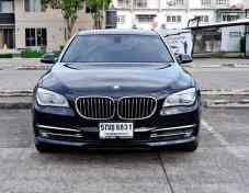 2014 BMW 730Ld LCi 3,000V6 Diesel twin turbo