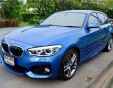 BMW F20 118i M-Sport รถศูนย์ BMW Thailand BSI ถึงปลายปี 2021
