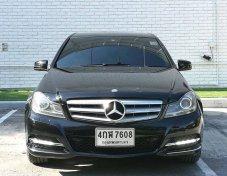 Mercedes-Benz C200 CGI Avantgarde Facelift 2012