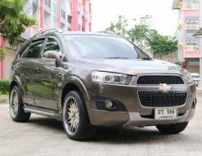 ขายรถ CHEVROLET Captiva LS 2012 ราคาดี