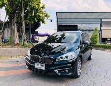 รถสวย ใช้ดี BMW 218i รถเก๋ง 5 ประตู