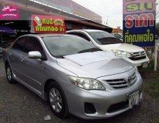 ขายรถ TOYOTA Corolla Altis G 2013 รถสวยราคาดี