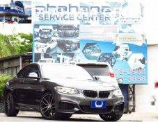 ขายรถ BMW 218Ci M Sport 2015 รถสวยราคาดี