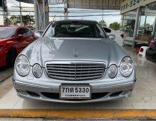 ขายรถ MERCEDES-BENZ E200 Kompressor Elegance 2007