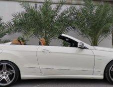 รถดีรีบซื้อ MERCEDES-BENZ E250