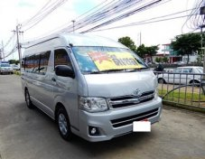 TOYOTA COMMUTER 2.5 MT ปี 2013