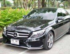 Mercedes-Benz C300 Blue TEC HYBRID  ปี2015