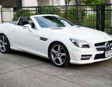 Mercedes-Benz SLK200 AMG CarbonLOOKปี2015