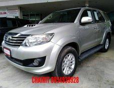 Toyota  #FORTUNER  3.0V  ปี 2012