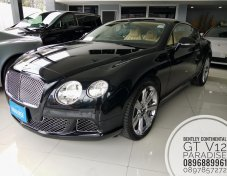 Bentley Continental GT V12 6000 CC Twin Turbo ปี2012