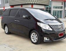 Toyota Alphard 2.4 (ปี 2012) V Van