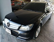 ขายรถ MERCEDES-BENZ C250 CDI Avantgarde 2012