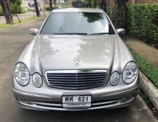 ขายรถ MERCEDES-BENZ E240 ที่ นนทบุรี