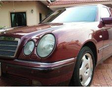1997 MERCEDES-BENZ E230 รถเก๋ง 4 ประตู สวยสุดๆ