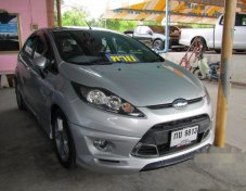 2012 FORD Fiesta Sport รถเก๋ง 4 ประตู
